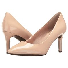Rank & Style - Rockport Total Motion Pointy Toe Pump #rankandstyle