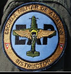 Fuerza Aérea Mexicana, Escuela Militar de Aviacion, Instructor