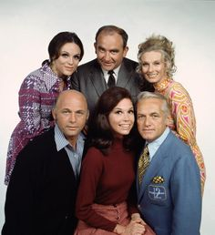 The Mary Tyler Moore Show, CBS - All-time-classic TV, and a star member of that list of great 70s sitcoms. || http://usatoday30.usatoday.com/life/television/2001-03-09-killer-lineup.htm