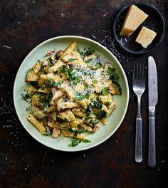 Garam Masala, Pasta Salad, Risotto, Curry, Chicken, Ethnic Recipes, Food, Garden, Instagram