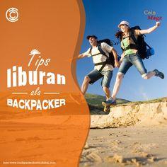 Tips Liburan Ala Backpacker