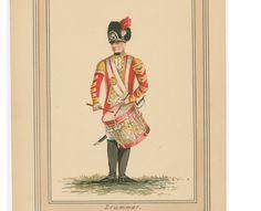 Sir William Young Drummer, Bucks Militia, 1793