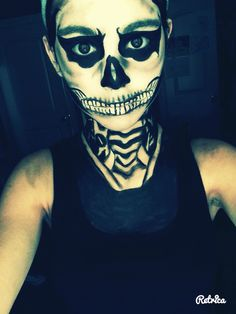 Tate from American horror story inspired by madeyewlook
