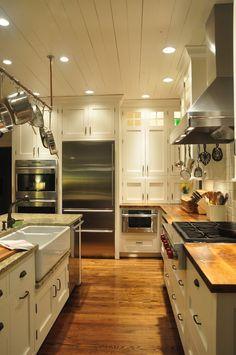Ultimative Bauernhaus Küche