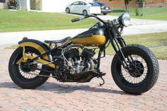 1947-Harley-Davidson-wl45-Flathead-Bobber-Springer-Knucklehead-Panhead-NoRESERVE sold for 8100.00 ebay