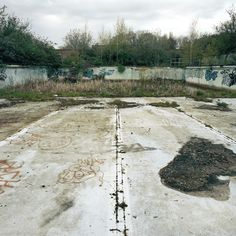 Gigi Cifani abandoned pools
