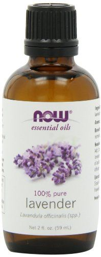 NOW Foods Lavender Oil, 8 Ounce Value Package Now Foods $89.99