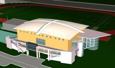 【Stadium Design Drawing|Stadium|Arena|3D Ideas|Stadium section drawings】  (https://www.cadblocksdownload.com/collections/architecture-projects)  Design Stadium with the site plan; all levels; elevations and sections. Stadium Design Drawing|Stadium|Arena|3D Ideas|Stadium section drawings Architecture Projects Cad Drawings Download!!