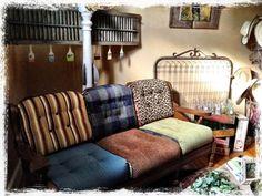 Sofa..@Katie Treloar Lightbody  shutter...paint.brushes...@Christy Jennings
