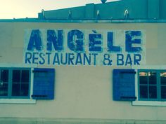 French comfort food at Angele Restaurant in Napa