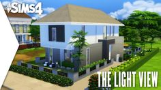 THE SIMS 4 SPEED BUILD #271 - THE LIGHT VIEW