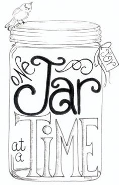 63 Best One Jar At A Time images | Jars, Christmas crafts ...