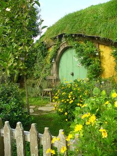 Lovely little cottage door!