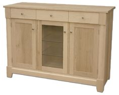Faveri's Sideboard and Cabinets - Faveri's