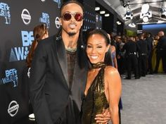 "Jada Pinkett Smith is not leaving Will Smith for August Alsina, despite a speculative report. Gossip Cop can exclusively bust this ridiculous claim. ""R&B Singer AUGUST ALSINA… Just Told The WORLD… That He 'LOVES' With Will Smith's Wife JADA 'WITH HIS ENTIRE EXISTENCE'… Should She Leave WILL FOR HIM???"" asks MediaTakeOut, which asserts, ""Jada and …"