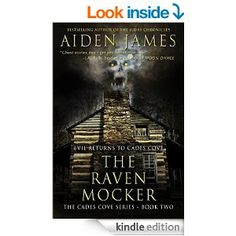 (A Chilling Supernatural Thriller by Bestselling Author Aiden James!)