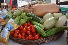 Προϊόντα Σαντορίνης Santorini, Mykonos, Pickles, Cucumber, Greek, Fruit, Food, Destinations, Products