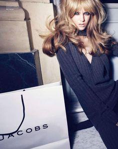 shopaholic: julia jamin by baard lunde for l'officiel paris august 2014