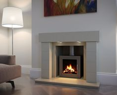 Marble Fireplaces - Artisan Fireplace Design Ltd Living Room, Room, Home Living Room, House, Marble Fireplaces, Fireplace Design, Home Decor, Fireplace, Home And Living