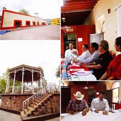 #GiraMunicipios2016 Iniciamos la semana recordando algunos de los momentos que vivimos durante nuestra visita a Iturbide! Esta semana tendremos el gusto de viajar a Hualahuises y Montemorelos para firmar los acuerdos necesarios para la preservación y exaltación de la cultura en nuestro estado.  Sigue nuestras redes para conocer un poco más de cada municipio! #PatrimonioNL #EstoEsConarte