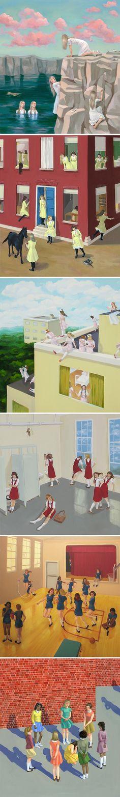 paintings by zoe hawk