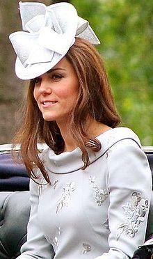 Catherine, Duchess of Cambridge - Wikipedia, the free encyclopedia
