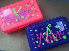 Hey, I found this really awesome Etsy listing at https://www.etsy.com/listing/159113858/personalized-pencil-box-simple-detail