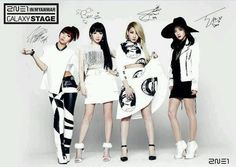 Tickets For 2NE1's Concert In Myanmar Come With A Huge Price Tag