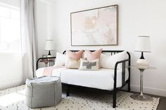 Akin Design Studio | Modern Girl's Bedroom