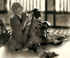 Read Kimetsu No Yaiba / Demon slayer full Manga chapters in English online! Manga Anime, Anime Demon, Anime Art, Demon Slayer, Slayer Anime, Manga Games, Anime Ships, Me Me Me Anime, Anime Couples