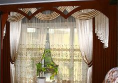 living room curtains Design and sewing