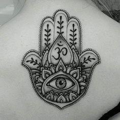 hippie tattoo 372321094194926773 - Top 10 Best Spiritual Tattoos – EMs Path Source by littlelaryn