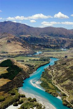 Kawerau River, New Zealand.