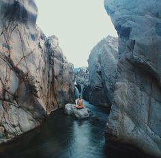 Rio Caonilla entre Utuado y Jayuya