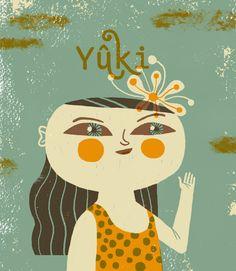 Yûki by Malota  www.malota.es