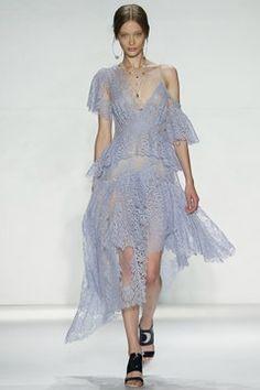 Zimmermann womenswear, spring/summer 2015, New York Fashion Week