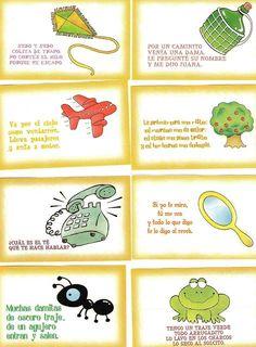 Spanish Lessons For Kids, Spanish Basics, Elementary Spanish, Teaching Spanish, School Worksheets, How To Speak Spanish, School Hacks, Art Wall Kids, Speech And Language