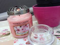 Cherry Blossom de Yankee Candle