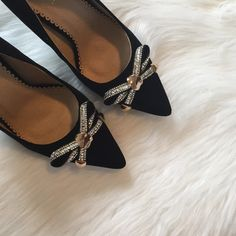 """""""Take Me To The Ball Faux Suede Pumps"""" Brand new, These beauties are very elegant and beautifully made! Size 8.NO TRADES ▪️PRICE IS FIRM▪️ Shoes Heels"""