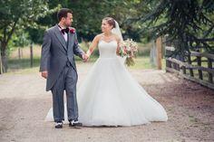 such a chic & unique wedding!