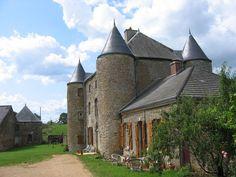 Maisoncelle et Villiers chateau de villiers