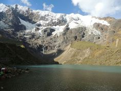 Lago Humantay