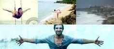 yogacreativo.com: Aero Yoga en Puerto Rico: Una Experiencia Aérea en la Perla del Caribe! www.aerialyoga.tv