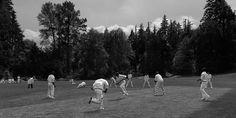 Stan Douglas, Cricket Pitch