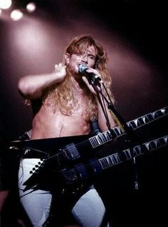 ~DAVE MUSTAINE~