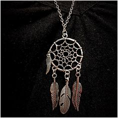 """Dream Catcher Necklace✨3 available✨ Pretty silver toned zinc alloy necklace. New in package. This is about 30"""" Jewelry Necklaces"""