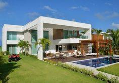 Пляжный дом в Бразилии