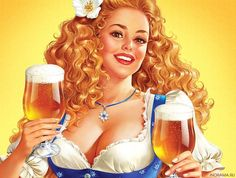 Take beer girl illustration, Beauty Illustration Design, Sexy Girl Illustration, Illustration Appreciate PNG Image Pin Up Illustration, Illustration Artists, Illustrations, Pin Up Girl Tattoo, Pin Up Pictures, Pin Up Girl Vintage, Estilo Pin Up, Beer Girl, Pin Up Posters