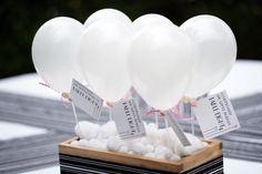 balloon escort cards @Vannary Thach-Song