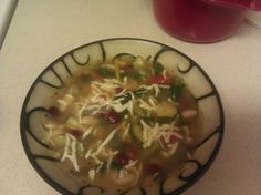 Minestrone Soup- Not Olive Garden's recipe but still good
